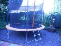 10ft Trampoline with cover