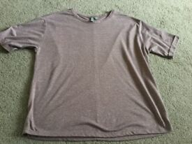 Oversize T-shirt from Asos