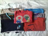Boy's Tops 1.5-4yrs