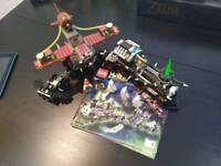 Lego ghost train