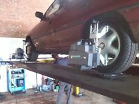 Oreginal 4 wheel alignment Beissbarth ML1800