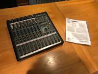 Mackie ProFX12 Mixing Desk