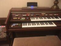 Technics Electric Organ SX-U40