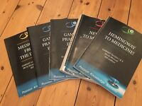 MediRed GAMSAT Textbooks