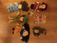 Tellatale Hand Puppets