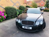 Bentley Continental 6.0 GT SPEED 2d AUTO, Sat Nav, Full Leather, Reverse Cam