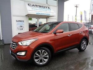 2013 Hyundai Santa Fe 2.0T Limited AWD, Nav, Pano Roof, Leather