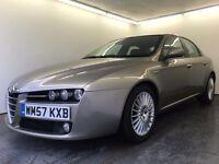 2008   Alfa Romeo 159 1.9 JTDM 16v Lusso Q-Tronic   Auto   Diesel   New Cambelt   Full History  