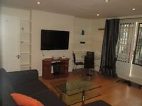 Hyde Park / central London / A very spacious 1 double bedroom apartment with extra room and patio