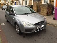 FORD FOCUS LX 2005 MANUAL 1.6 SILVER