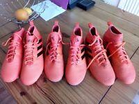 adidas mens size 10 football boots