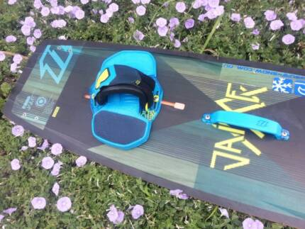 2015 North Jaime Pro 133cm Kiteboard Queanbeyan Area Preview