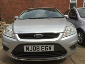 2008 Focus zetec auto 1.6 petrol long mot very clean inside and out