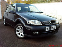 2001 Citroen Saxo VTR 1.6i Excellent Condition, Only 2 Owners, Full History