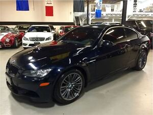 2009 BMW M3 6 SPD ONT CAR CLEAN CARPROOF