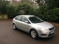 Ford Focus Style 100 service history 12 months mot