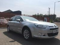 2009 (59) Citroen C5 1.6 HDi VTR+ Estate / 97K FSH / Sat Nav / Bluetooth / Long MOT / Warranty
