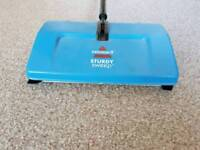 FREE Bissell Sturdy Sweep Carpet Sweeper