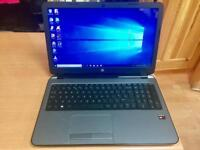 HP HD 4GB Ram Fast Like New Laptop Massive 500GB,Window10,Microsoft office,Ready to use