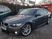 57 REG 320D M-SPORT COUPE ++170BHP++ PX WELCOME