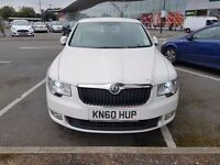 CHEAP SKODA SUPERB LIMITED EDITION DIESEL FOR QUICK SALE