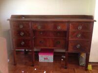 Old style desk