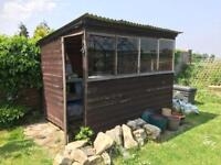 Garden shed for sale 8 x 6