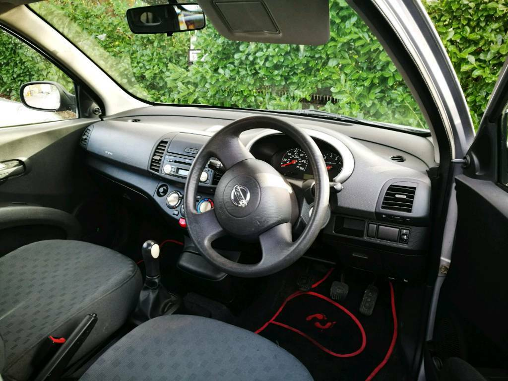 Nissan Micra e 1.0 2003