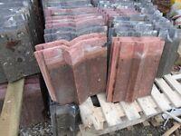 Redland Delta roof tiles