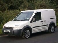 2006(06) FORD TRANSIT CONNECT T200 TDDI, EX LEASE VAN, REMOVABLE REAR SEATS, READY TO GO
