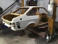 Ford escort mk2 1600 sport shell