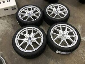 "18"" Avante Garde 5x112 and Winter Tire Package 225/40R18 (Volkswagen Jetta/Golf) Calgary Alberta Preview"