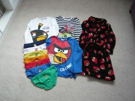Angry Birds Clothing Bundle