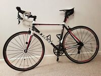 Trek-1.2 Professional Road Bike (Newish Condition) with Accesories