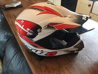 Xxl motocross helmet
