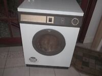 white creda dryer in good working order