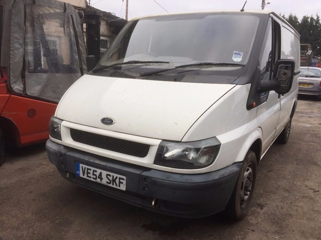 2005 FORD TRANSIT 2.0 DIESEL 12 MONTHS MOT SHORT WHEEL BASE LOW MILES DRIVES EXCELLENT CAT C £1295