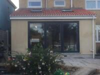 A m building extensions roofing landscape gardening