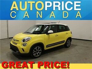 2014 Fiat 500L Trekking LOUNG|PANOROOF|AUTO|HEATED SEAT