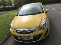 VAUXHALL CORSA 1. Petrol,3 Month Warranty,12 Month MOT,Full DealerService History,HPI clear,TAX £30y