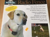 PetSafe Radio Fence.