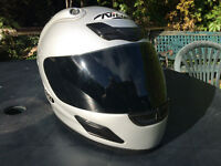 NITRO RACING MOTORCYCLE HELMET - ACU GOLD