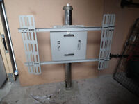Professional TV Ceiling Mount - Very Heavy Duty