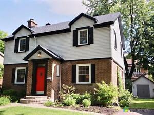 549 000$ - Maison 2 étages à vendre à Sillery Québec City Québec image 1