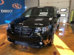 2017 Dodge Grand Caravan GT GT! STOW N' GO! POWER SIDE DOORS...