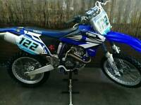 YAMAHA YZF450 YZF 450 03/04 VERY CLEAN EXAMPLE