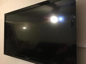 Panasonic viera 42inch LED TV.
