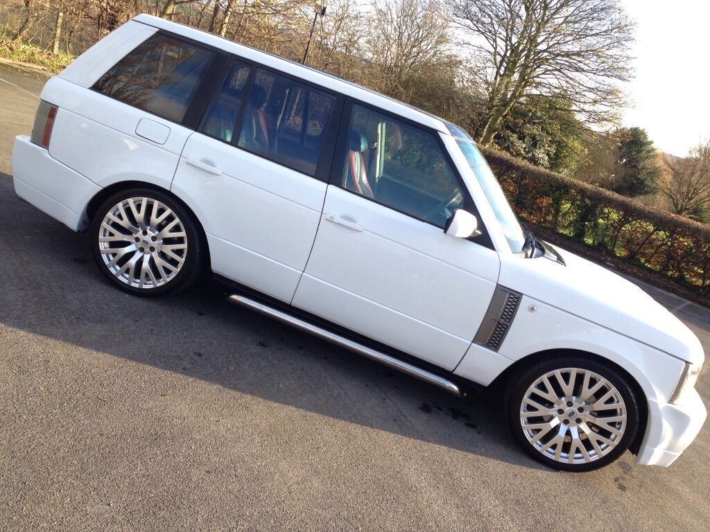 range rover td6 auto l322 22 wheels in forest town nottinghamshire gumtree. Black Bedroom Furniture Sets. Home Design Ideas