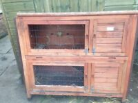 Rabbit/guinea pig cage for sale