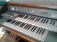 Electronic organ, Farfisa